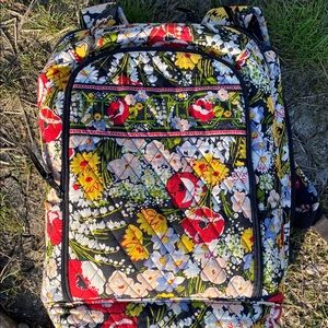 Vera Bradley laptop bag floral